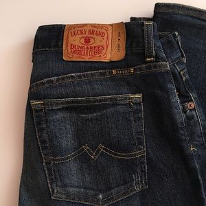 Lucky Dungarees Sweet and Low 4 / 27 Medium Wash